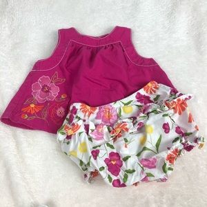 Gymboree girls 12-18 months outfit